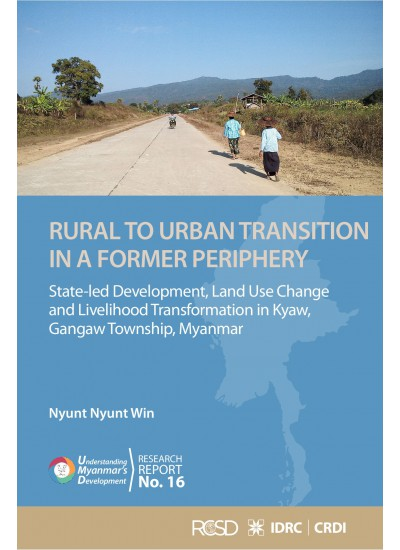 RURAL TO URBAN TRANSITION IN A FORMER PERIPHERY