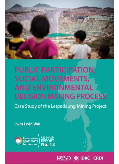 Public Participation, Social Movements and Environmental Decision Making Process