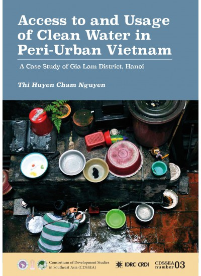 Access to and Usage of Clean Water in Peri-urban Vietnam